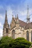 Kirche St玛丽亚在斯图加特 免版税库存图片