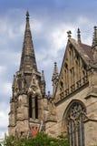 Kirche St玛丽亚在斯图加特 免版税库存照片