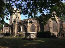 Kirche St. Dunstans Lizenzfreie Stockfotos