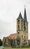 Kirche St. Martini, Halberstadt, Deutschland lizenzfreie stockfotografie