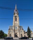 Kirche St. Marys in Toronto Stockbild