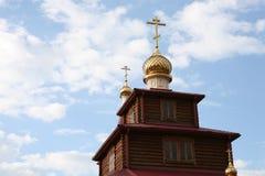 Kirche Steeple Lizenzfreies Stockfoto