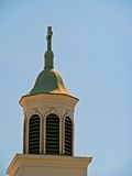 Kirche Steeple Lizenzfreies Stockbild