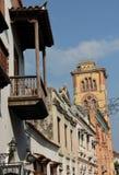 Kirche Steeple stockfoto