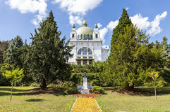 Kirche am Steinhof aka Otto Wagner church of Vienna Royalty Free Stock Images