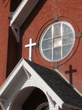 Kirche Str Stockfotografie