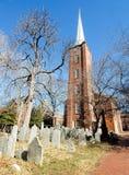 Kirche Str lizenzfreies stockfoto