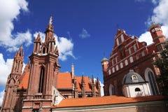 Kirche Str.-Anns Lizenzfreies Stockfoto