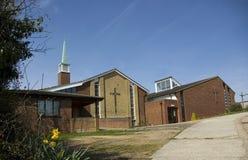 Kirche Str.-Barnabas Stockfotografie