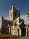 Kirche Str.-Christ, Dublin Stockbild