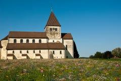 Kirche Str.-George Stockbilder
