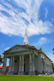 Kirche Str.-Georges, Penang Stockfotografie