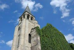 Kirche Str.-Germain, Paris Stockbild