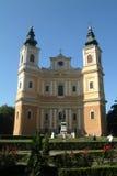 Kirche Str.-Ladislaus stockfotografie