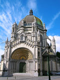 Kirche Str.-Marys, Brüssel, Belgien Stockfotos