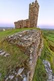 Kirche Str.-Michael, Brentor, Dartmoor lizenzfreie stockbilder