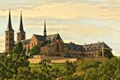 Kirche Str.-Michaels in Bamberg Lizenzfreies Stockfoto