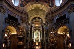 Kirche Str.-Peter \ 's (Peterskirche) lizenzfreie stockfotos