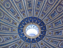 Kirche Str.-Peter in Vatican Lizenzfreie Stockbilder