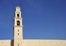 Kirche-Str. Peter von Jaffa stockfoto