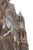 Kirche Str.-Philomenas, vorderer Teil, der oben schaut Lizenzfreie Stockfotos