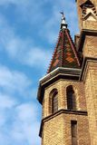 Kirche in Subotica Lizenzfreie Stockfotos