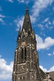 Kirche am Suedstern. Berlin Stock Photography