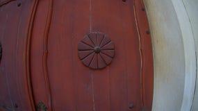 Kirche Tür Stockbild