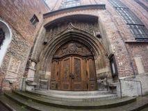 Kirche Tür Lizenzfreie Stockfotografie