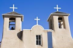 Kirche in Taos Lizenzfreie Stockfotografie