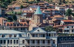 Kirche in Tbilisi Lizenzfreie Stockbilder