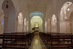 Kirche unserer Dame von Hibernia Stockbild
