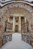 Kirche unserer Dame von Kazan Stockbild