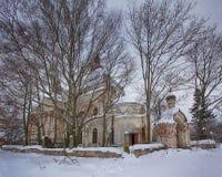 Kirche unserer Dame von Kazan Lizenzfreie Stockfotos
