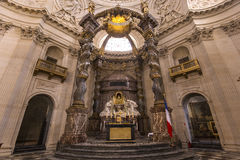 Kirche Val de Graces, Paris, Frankreich Lizenzfreie Stockbilder