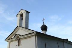 Kirche in Velikiy Novgorod lizenzfreie stockbilder