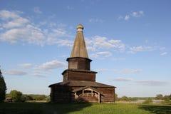 Kirche in Velikiy Novgorod Stockfoto