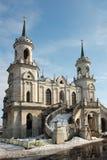 Kirche Vladimir Icons der Mutter des Gottes Stockfotos