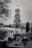 Kirche von berühmtem Kiew Pechersk Lavra Monastery, Ukraine Stockbilder