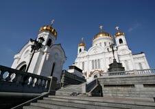Kirche von Christ der Retter Stockfotografie