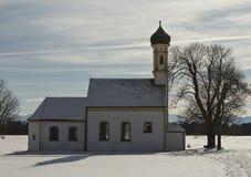Kirche von der Außenseite Lizenzfreies Stockbild