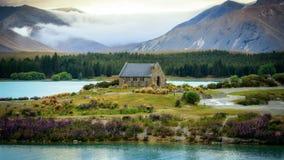 Kirche von der gute Hirte lizenzfreie stockfotografie