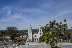 Kirche von der gute Hirte bei Beverly Hills Lizenzfreies Stockfoto