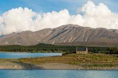Kirche von der gute Hirte, Neuseeland Lizenzfreies Stockfoto