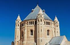 Kirche von Dormition Lizenzfreies Stockbild
