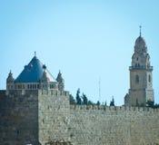 Kirche von Dormition Lizenzfreie Stockbilder