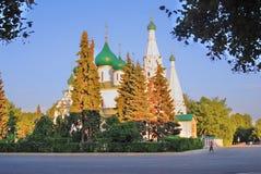Kirche von Elija der Prophet in Yaroslavl Russland Lizenzfreies Stockbild