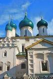 Kirche von Elija der Prophet in Yaroslavl Russland Stockfotografie