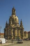 Kirche von Frauenkirche Stockbilder