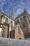 Kirche von Haarlem, Holland Lizenzfreies Stockfoto